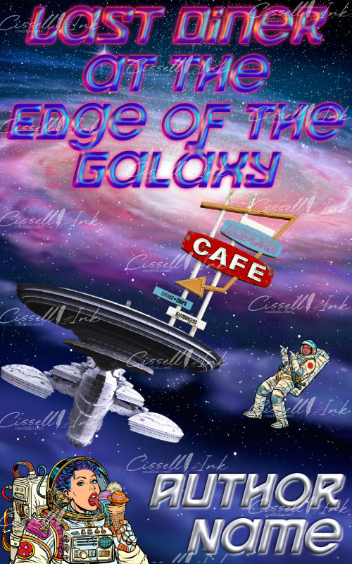 Last Diner at the Edge of the Galaxy